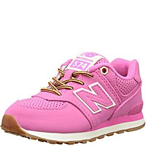 New Balance детские кроссовки Kids' KL574 Цвет Баблгам